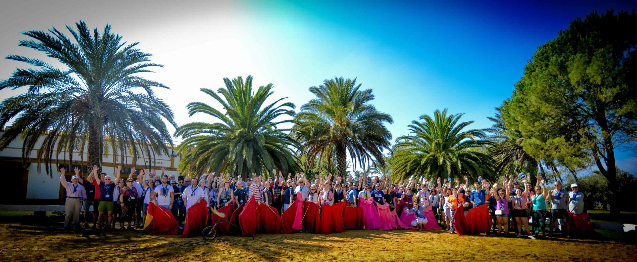 LACO 30 year celebration trip to Sevilla