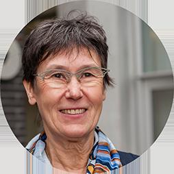 Solange De Bondt, HR Director at LACO