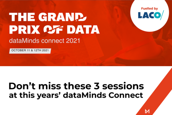 dataMinds Connect 2021, the biggest conference for Microsoft data & AI professionals